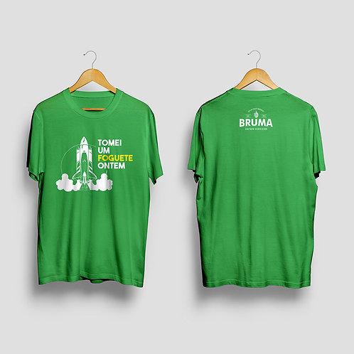 Camiseta Bruma Verde