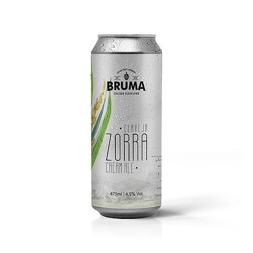 Lata Zorra Cream Ale 473ml