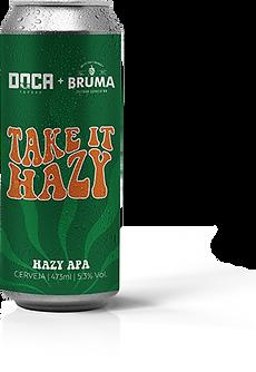 Lata Bruma Take It Hazy APA