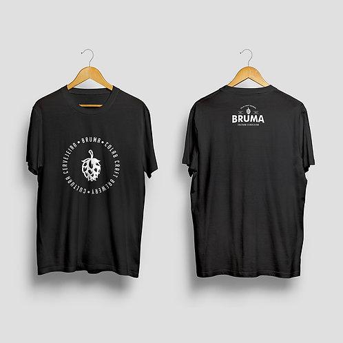 Camiseta Bruma Preta