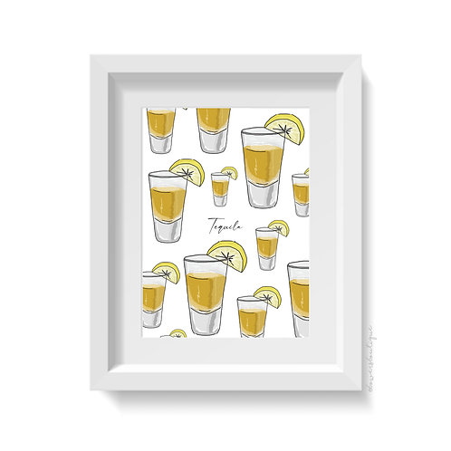 Tequila Print - Multiple