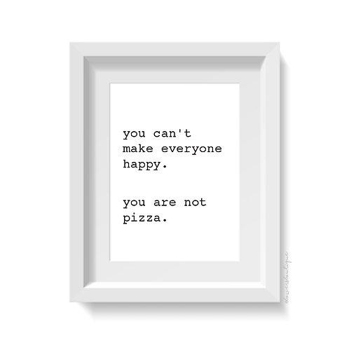Pizza Print