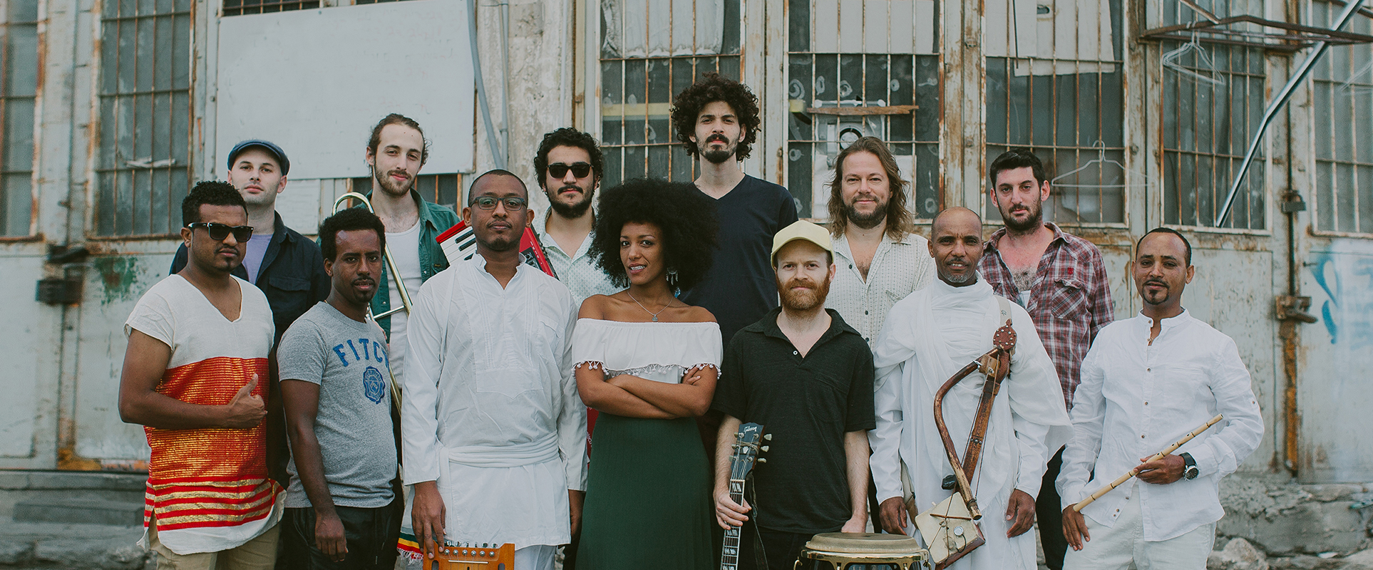 The Ethiobeat Orchestra