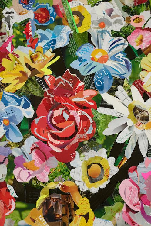 Koons flowers