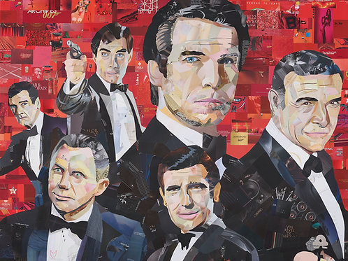 James Bond ' s