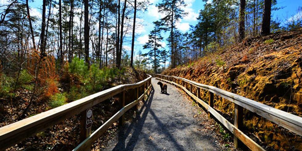 "Run to the ""MAX"" for Mental Health: Noccalula Falls Black Creek Trails 5K Run/ 1 mile fun Walk"