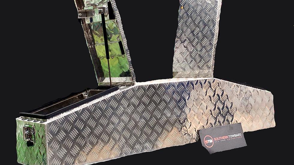 Aluminium Tool Box 1775 x 400 x 400 mm