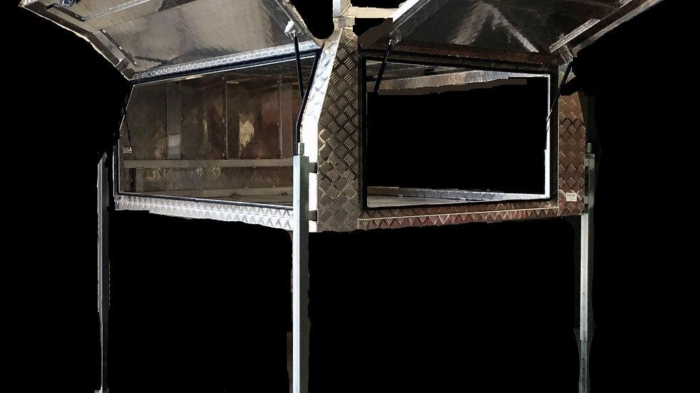 Aluminium Canopy 2400 x 1800 x 860 mm