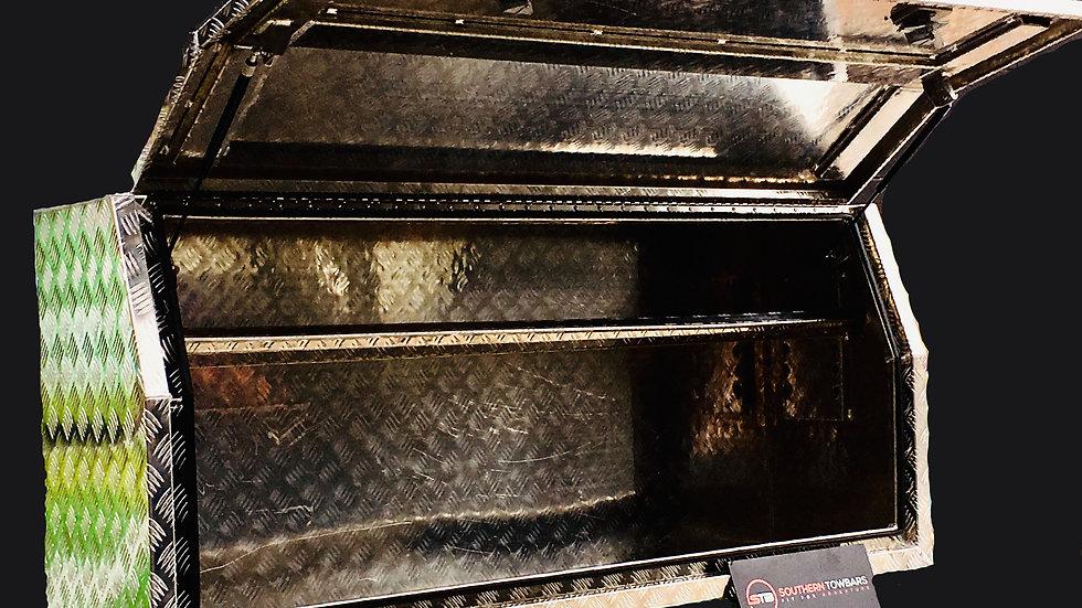 Aluminium Tool Box 1800 x 500 x 800 mm