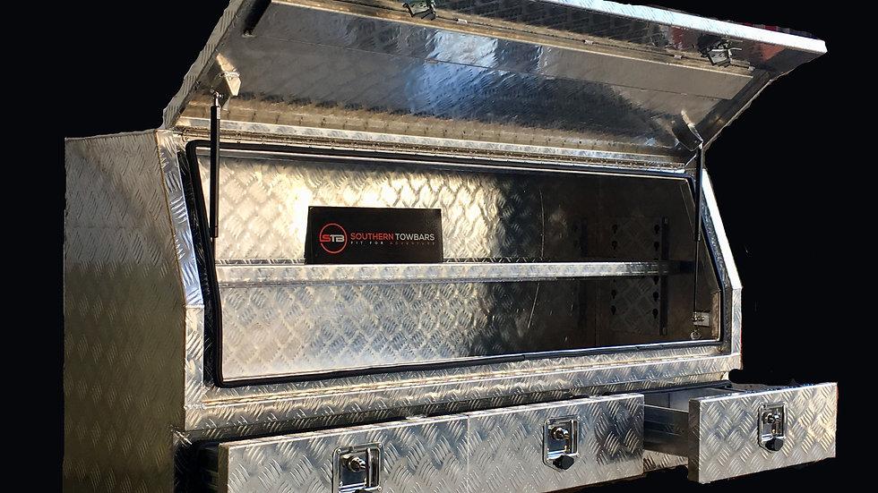 Aluminium Tool Box 1750 x 600 x 800 mm