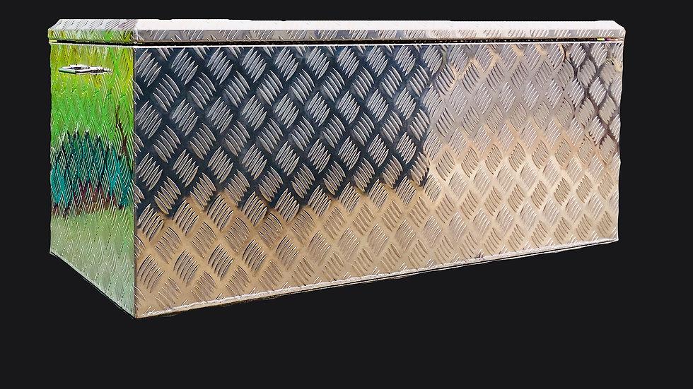 Aluminium Tool Box 1200 x 500 x 500 mm