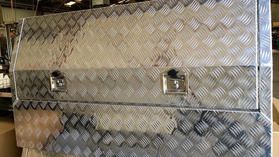 Aluminium Tool Box 1200 x 500 x 800 mm