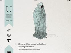 21 décembre : U comme Ulysse