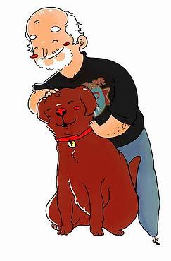 éduca patte éducateur canin à domicile en Dordogne, je développe la communication entre vous et votre chien pour une relation saine et respectueuse.
