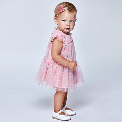 mayoral tulle dress