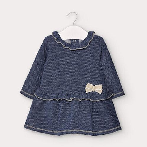 Mayoral Blue Dress