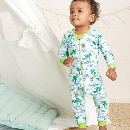 Hatley organic cotton surfer pajamas