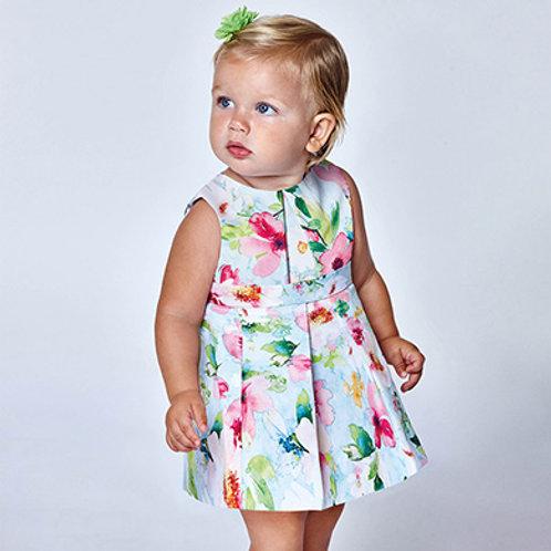 Mayoral garden floral dress