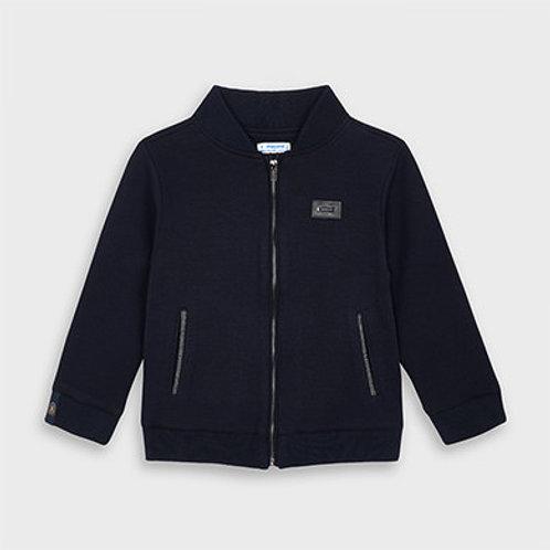 Mayoral Navy Zip up Jacket