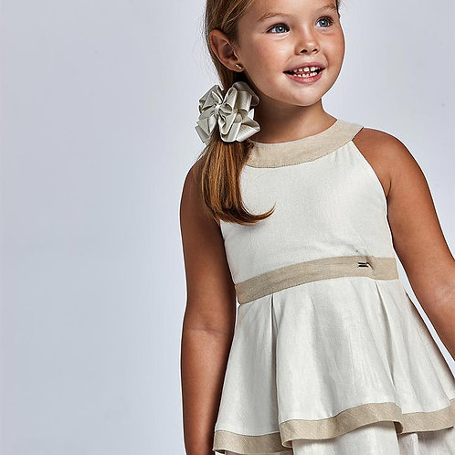 Mayoral tiered dress