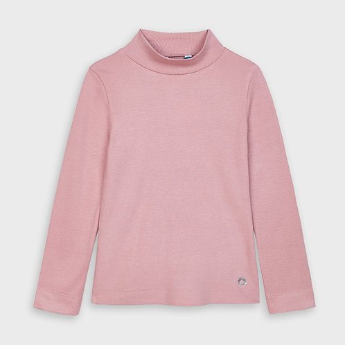 Mayoral Long sleeve light pink