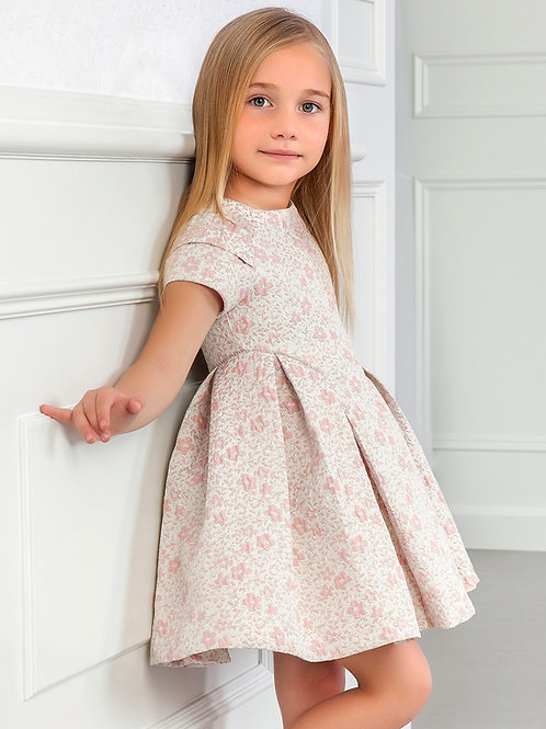 Abel and lula Dress with short sleeves