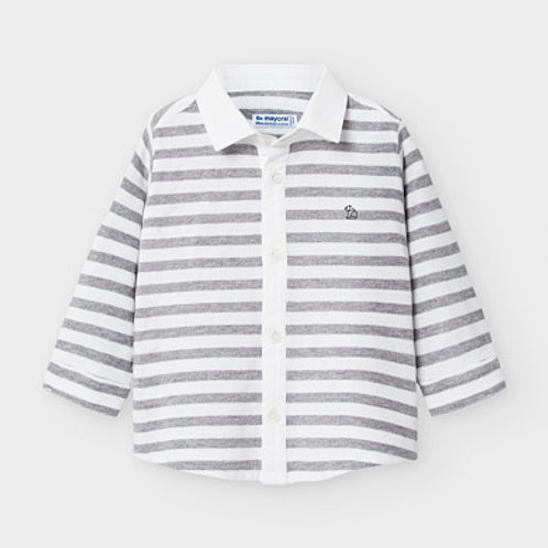 Mayoral collared polo knit