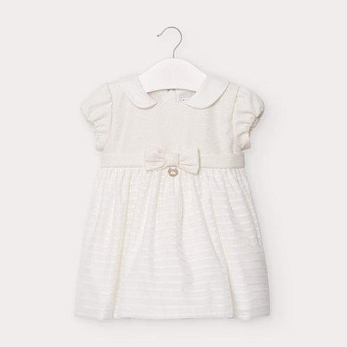 Mayoral White Dress