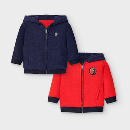 Mayoral reversible hoodie