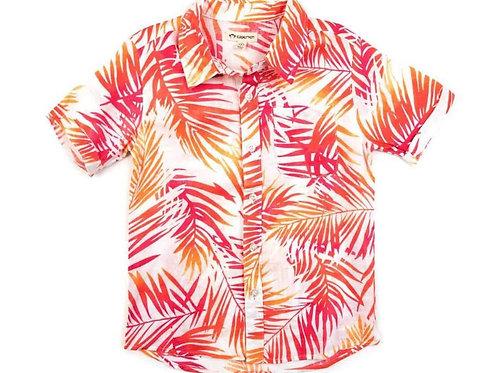Appaman linen palm shirt