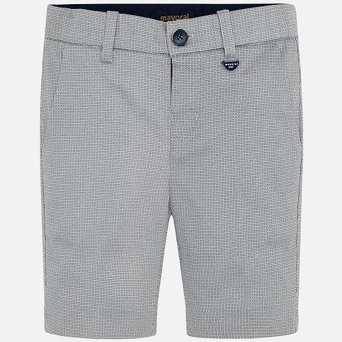 Mayoral patterned Bermuda shorts