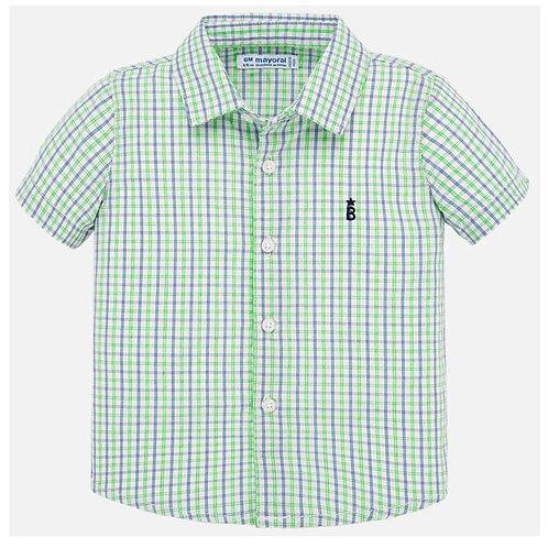 Mayoral green/blue shirt
