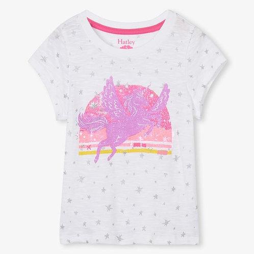 Hatley unicorn tee