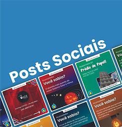 posts sociais faz de tudo