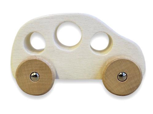 Chunky Cars - White