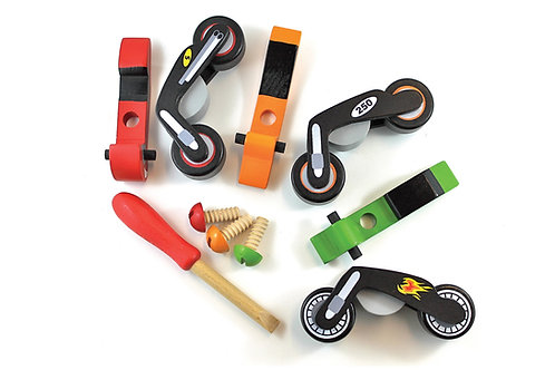 Build-A-Bike (Set of 3)