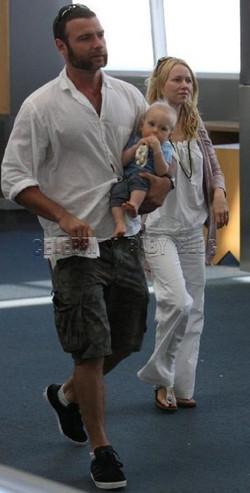 Liev Schreiber & Naomi Watts