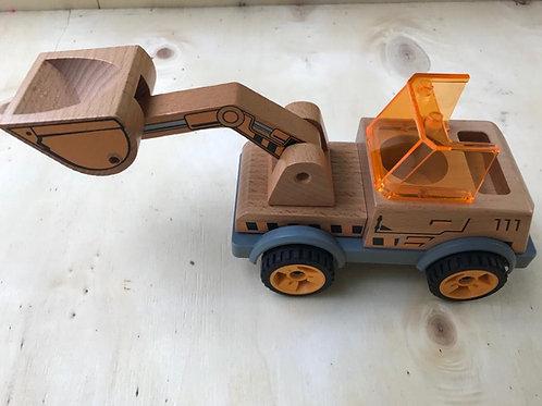 Build-a-Road Digger