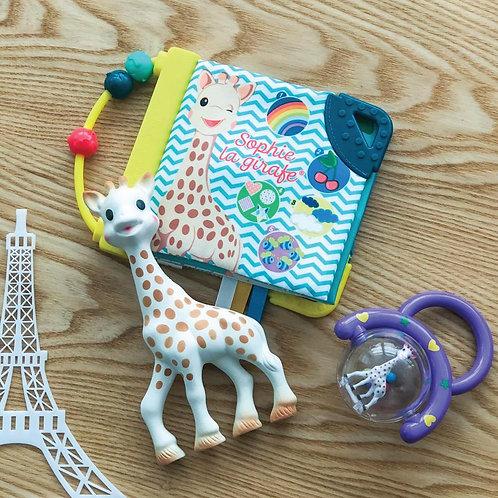 Sophie la girafe® Birth gift set