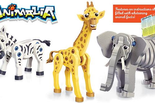 Anamalia Giraffe, Zebra & Elephan