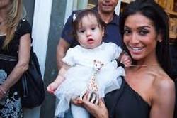 Mario Lopez and Courtney Mazza daughter Gia