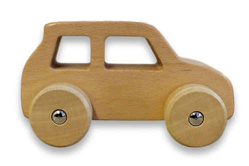 Chunky Cars - Brown