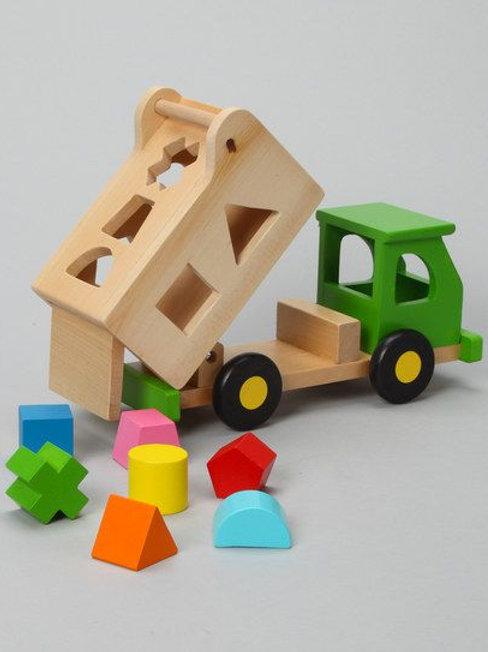 Sort N Tip Garbage Truck