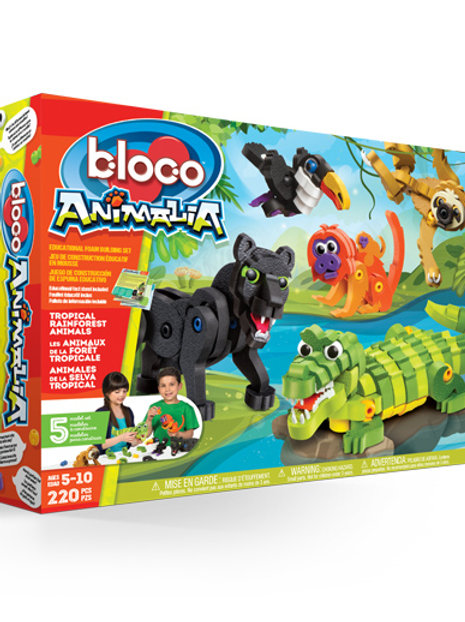 Tropical Forest Animals