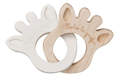 Sophie la girafe ® Silhouette rings