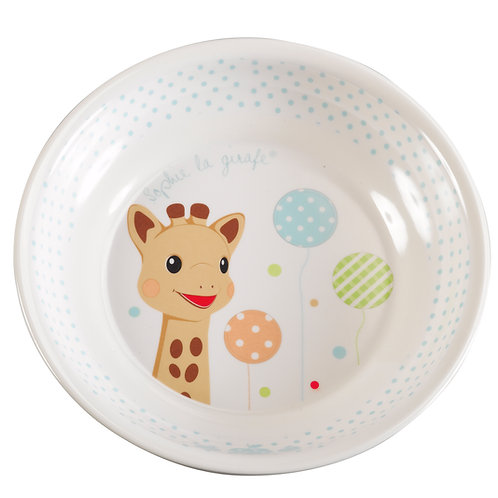Sophie the Giraffe Mealtime set - Balloon