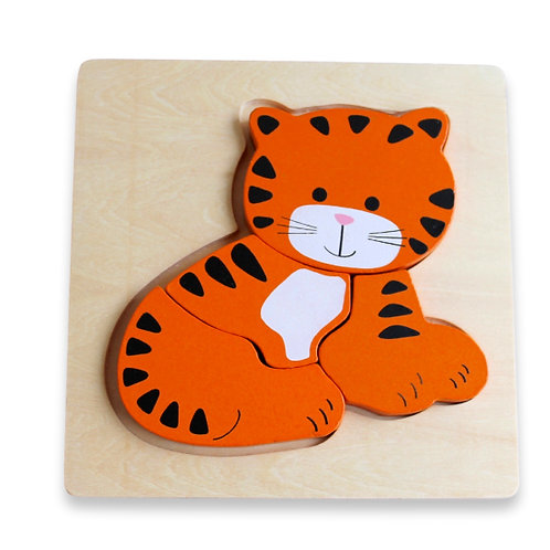 Chunky Puzzle - Tiger