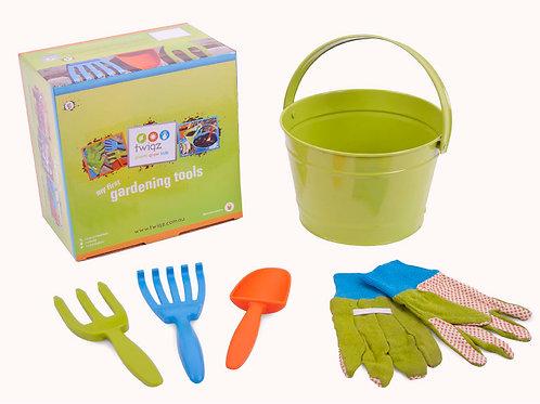 My First Gardening Tools Box Set
