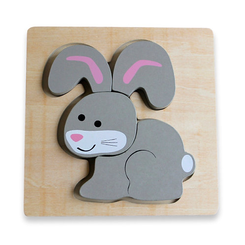 Chunky Puzzle - Rabbit