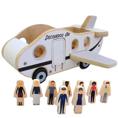 Aeroplane Play Set
